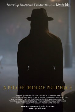 Another poster for A Perception of Prudence. I played Maggie, pictured here.